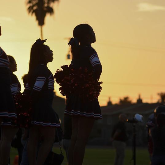 Cheer Varsity v Torrance 8/31