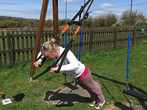 1-2-1 Personal Training. At home or outdoors