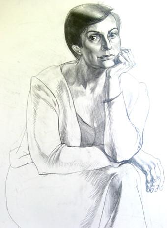 Mothers portrait 2