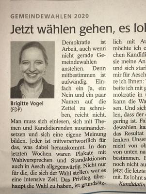 Leserbrief_Wochenblatt_KW06_Brigitte Vog