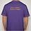 Thumbnail: Proud To Be Purple Alumni 2014 T-shirt