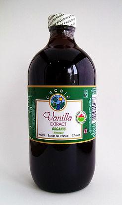 Canadian-Made Organic Vanilla Extract