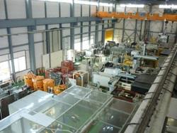 第2工場 成形設備