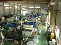 第1工場 成形設備