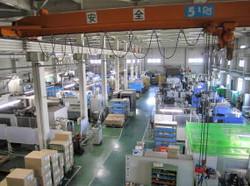 第1製造部 工場内