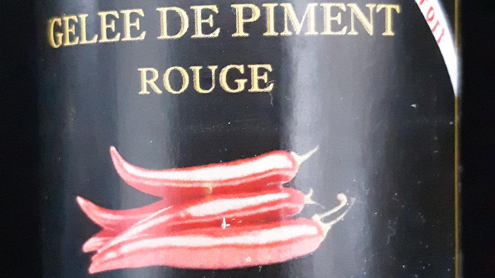 Gelée de piment rouge
