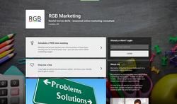 RGB Marketing  Rachel Groves Belle   seasoned online marketing consultant