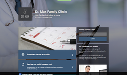 Dr. Max Family Clinic  Your family clinic  close to home