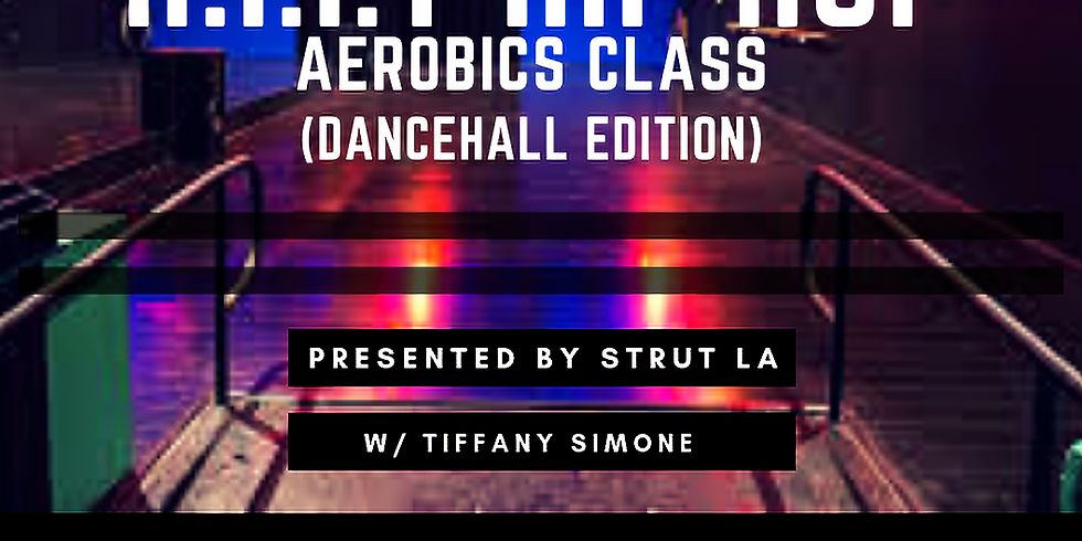 Friday Night Lights: HIIT Hip Hop Aerobics