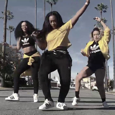 "Tiffany Simone | Strut LA | N.E.R.D ft Rihanna ""Lemon"""