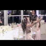Tiffany Simone | Strut LA | Wedding Chroeography