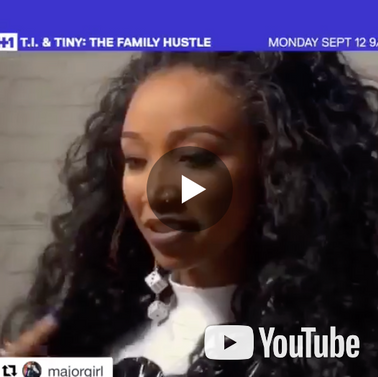 Tiffany Simone | Strut LA | TI & Tiny: A Family Hustle
