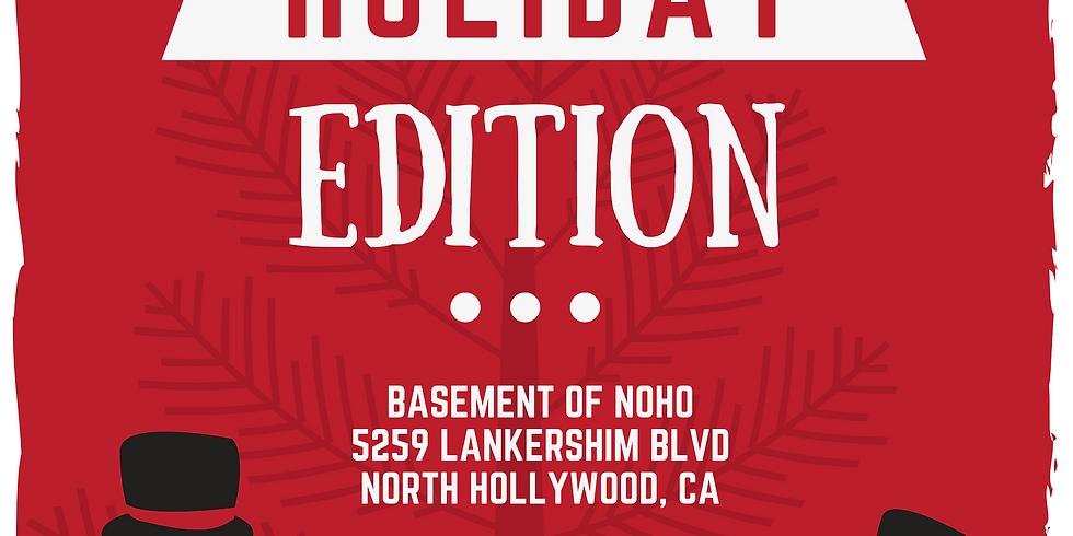 Sip & Strut: Holiday Edition