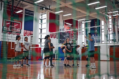 volleyball school team.JPG