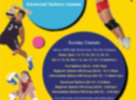 EDM & website_Spike-First-Vollyeball-Cla