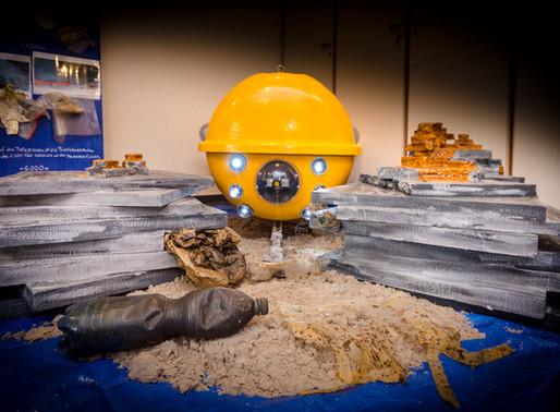 "Ausstellung ""Bedrohte Ozeane""    Pfingsten 2018"