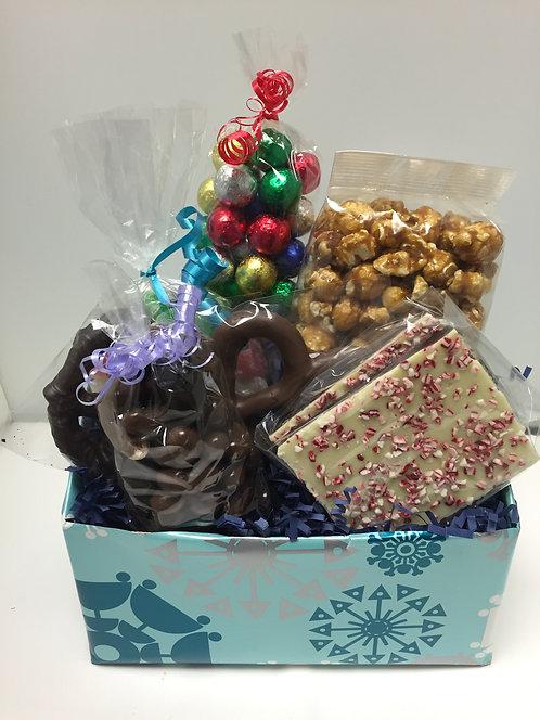 Holiday - Snowfall Gift Tote