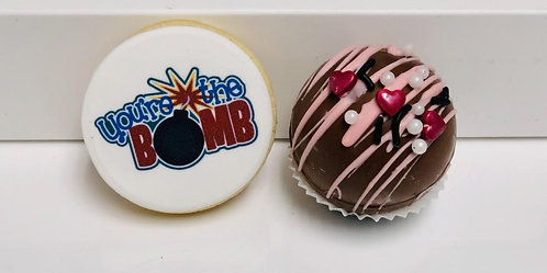 """Valentine - """"You're the Bomb"""" Combo Pack"""