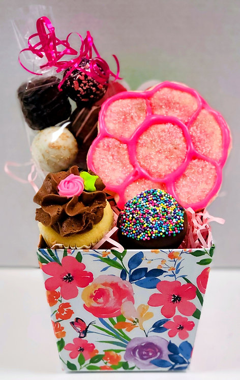 Mother's Day Tin Bouquet