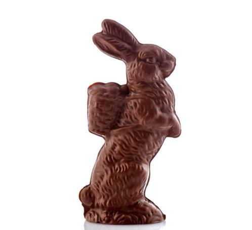 Hollow Chocolate Bunny 12oz.