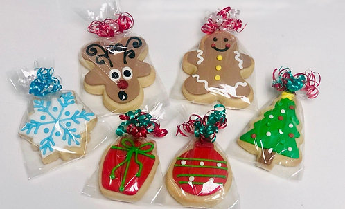 Holiday - Iced Cookies