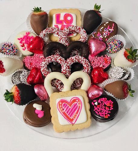 Valentine - Assorted Tray