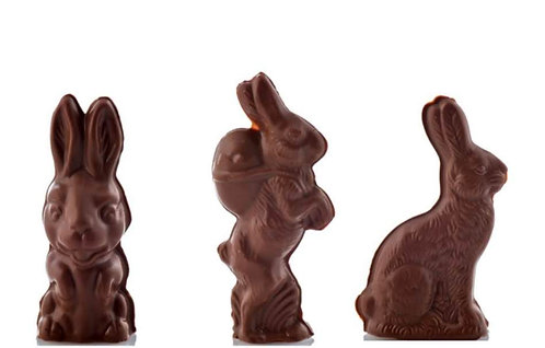 Hollow Chocolate Bunny 2oz.