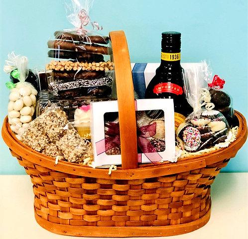 Seasonal Gift Basket