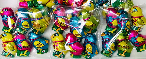Foil Wrapped Chicks