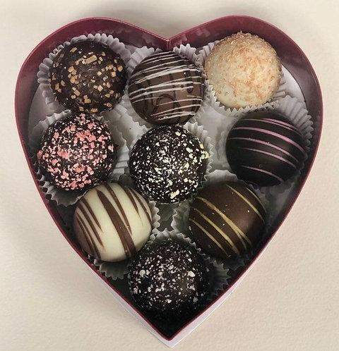 Valentine - Truffle Heart Boxes