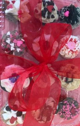 Valentine - Mini Cupcakes