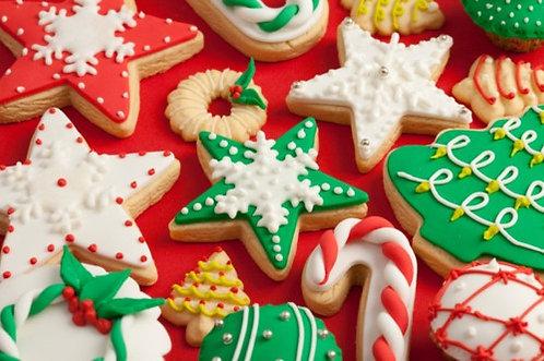 Holiday - Custom Order Cookies