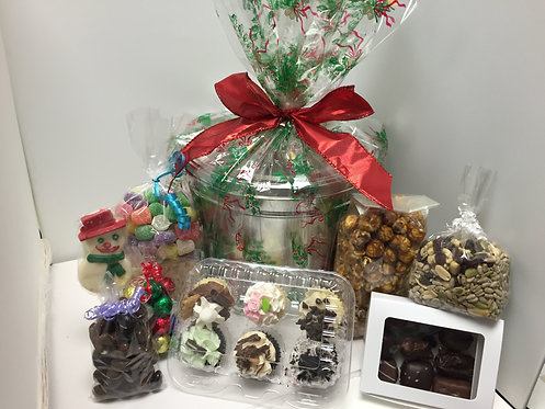 Holiday - Chocolate Basket