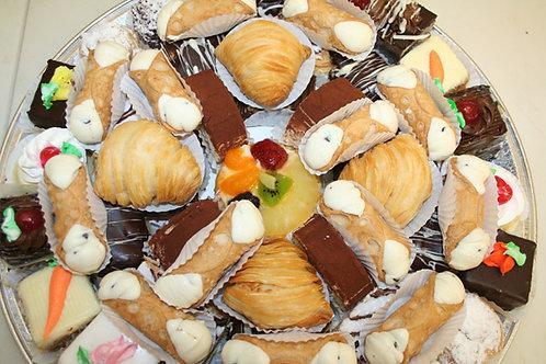 Italian Pastry Platter