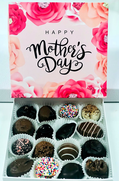 Mother's Day Gourmet Chocolate Box
