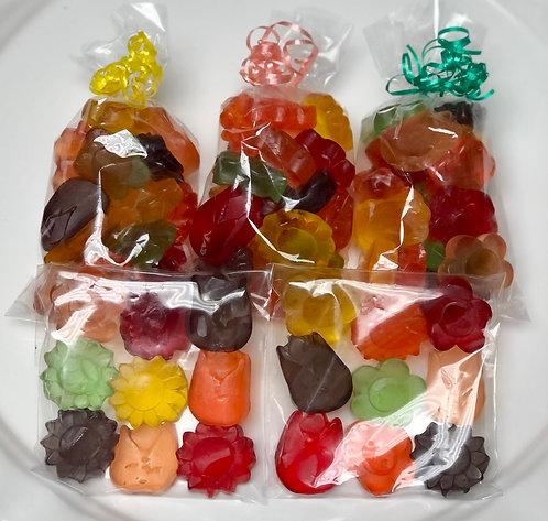 Gummy Flowers