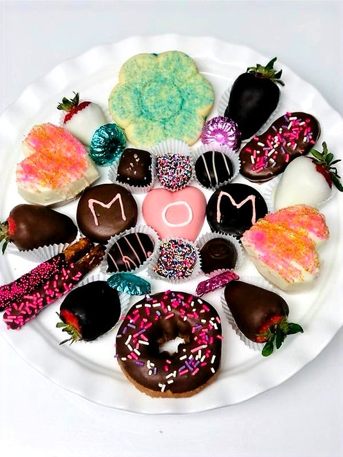 Mother's Day Sweet Treat Tray