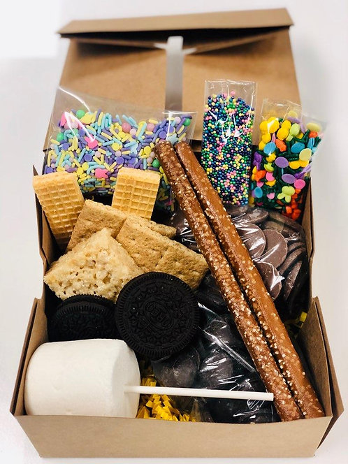 Chocolate Dipping Box