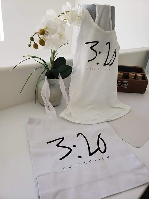 PURITY 3:20 COLLECTION RACERBACK
