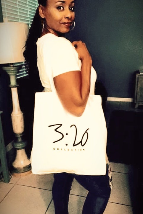 3:20 COLLECTION TOTE