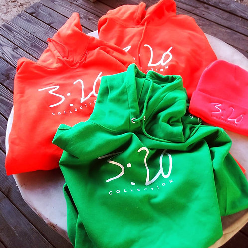 320 COLLECTION HOODIE