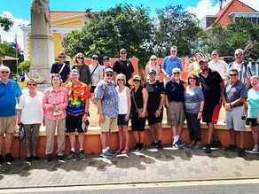 5 reasons to join a free walking tour in Curaçao