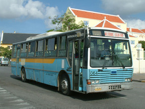 Public Transportation and Taxis on Curaçao