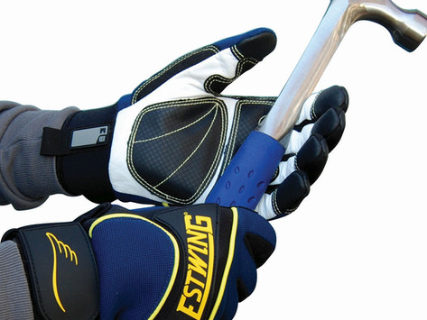 Tool Test: Estwing Work Gloves