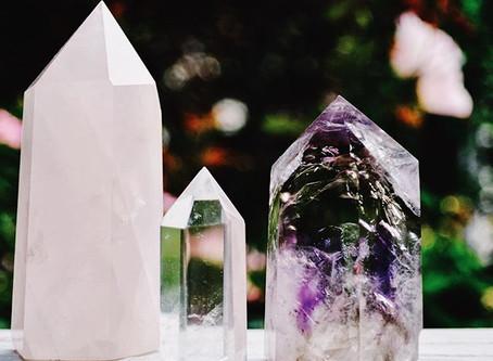 Crystals + Energy Work