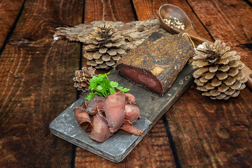 Wildschwein Trockenfleisch am Stück