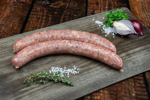 Wildschwein Bratwurst (1 Paar)
