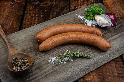 Wildschwein Allwetterwurst süss (1 Paar)