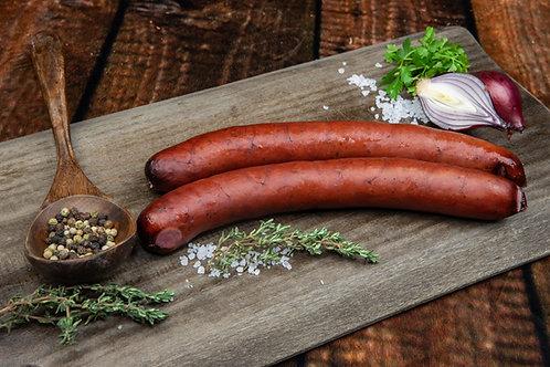 Wildschwein Allwetterwurst pikant (1 Paar)