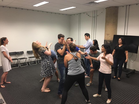 Uber Improv Workshop